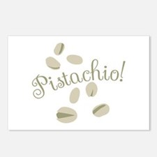 Pistachio Nuts Postcards (Package of 8)