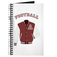 Football Jacket Journal