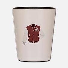 Varsity Jacket Shot Glass