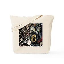 Radiohead V. Guernica Tote Bag