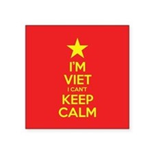 I'm Viet I Can't Keep Calm Sticker