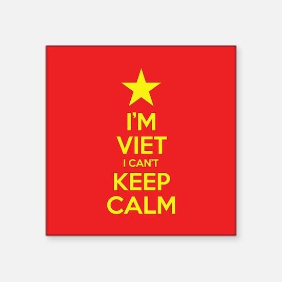 I'm Viet I Can't Keep Calm Sticker
