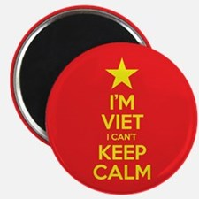 I'm Viet I Can't Keep Calm Magnets