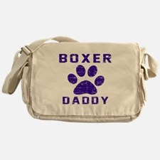 Boxer Daddy Designs Messenger Bag