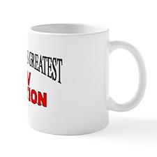 """The World's Greatest TV Station"" Mug"
