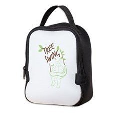 Tree Swing Neoprene Lunch Bag