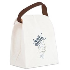 Swing Me Canvas Lunch Bag