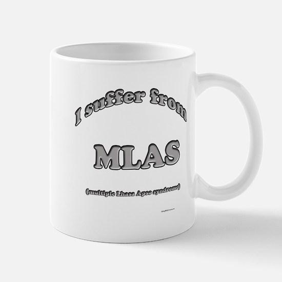 Lhasa Syndrome Mug