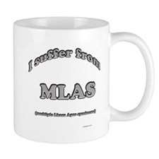 Lhasa Syndrome Small Mug