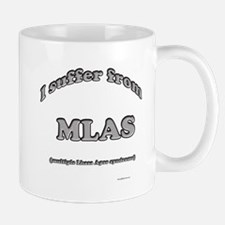 Lhasa Syndrome Small Small Mug