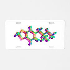 MDMA Aluminum License Plate