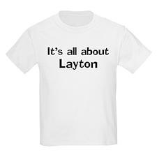 About Layton T-Shirt
