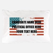 Personalized USA President Pillow Case