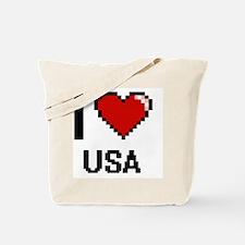 Unique Usa network Tote Bag