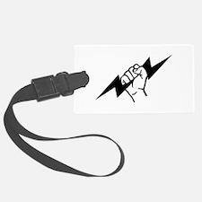 Flash Electrician Luggage Tag