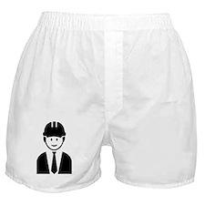 Engineer architect Boxer Shorts