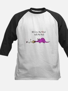 Funny Aardvark Cartoon Baseball Jersey