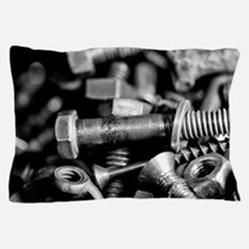 Washers And Wingnuts Pillow Case