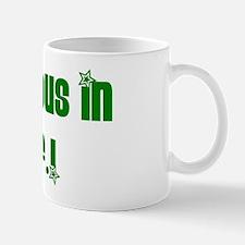 I'm Famous in El DF!  Mug