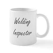 Welding Inspector Artistic Job Design Mugs