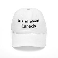 About Laredo Baseball Cap