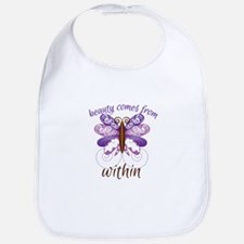 Beauty From Within Bib