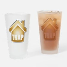 Funny Hoodrats Drinking Glass