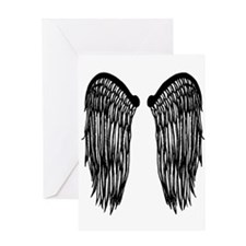 Wings Greeting Cards