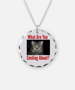 What Are You Smiling About Necklace