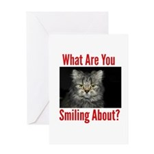 What Are You Smiling About Greeting Cards