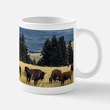 National Parks Bison Herd Mugs
