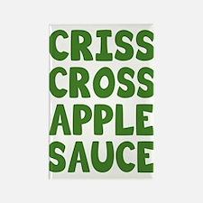 Criss Cross Applesauce Magnets