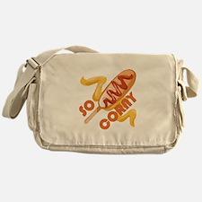 So Corny Messenger Bag