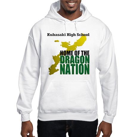 Dragon Nation Bold Hooded Sweatshirt