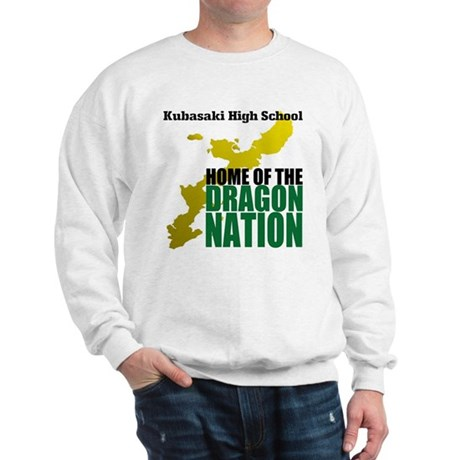 Dragon Nation Bold Sweatshirt