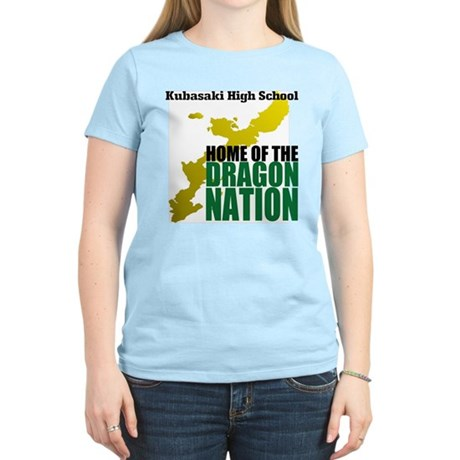 Dragon Nation Bold Women's Light T-Shirt