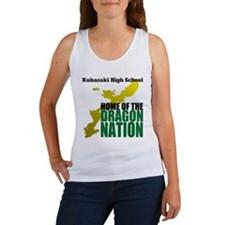 Dragon Nation Bold Women's Tank Top