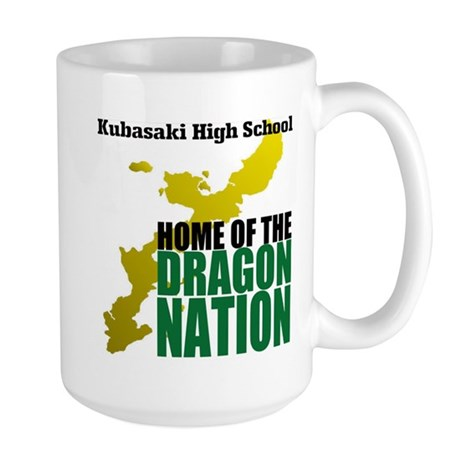 Dragon Nation Bold Large Mug