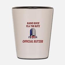 Official Blitzer Shot Glass