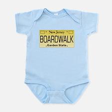 Boardwalk NJ Tag Apparel Body Suit
