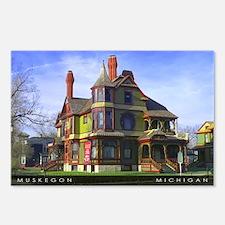 Muskegon Hackley House PK of 8