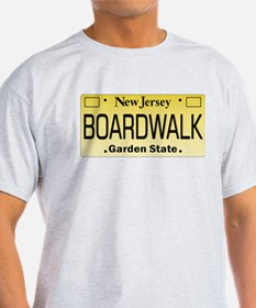 Boardwalk NJ Tag Apparel T-Shirt