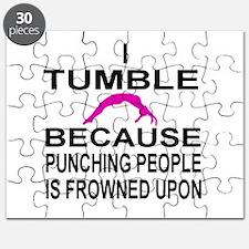 I Tumble Puzzle