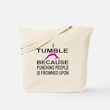 I Tumble Tote Bag
