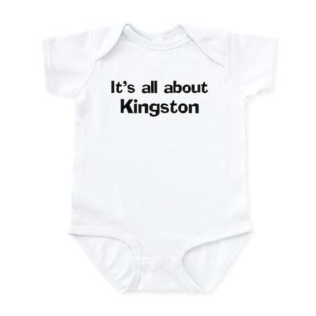 About Kingston Infant Bodysuit