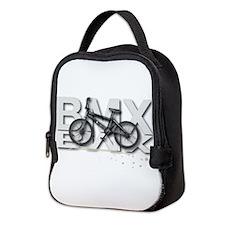 BMX Bike Design.png Neoprene Lunch Bag