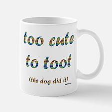 Cute Toot Mug