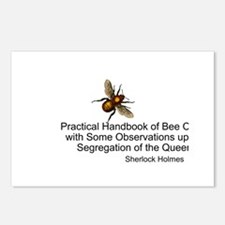 Sherlock's Bees Postcards (Package of 8)