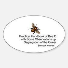 Sherlock's Bees Decal