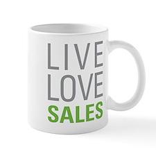 Live Love Sales Mugs